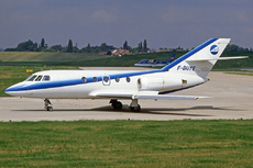 Aircraft Photo of F-BUYE | Dassault Falcon 20E | Europe Falcon Service | AirHistory.net #279729