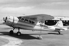 Aircraft Photo of N4416C | Cessna 195B | AirHistory.net #281543