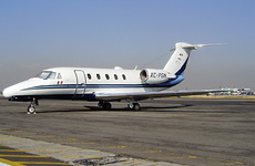 Aircraft Photo of XC-PGN | Cessna 650 Citation III | Mexico - Police | AirHistory.net #281952