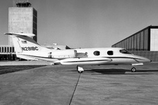 Aircraft Photo of N291BC | Lear Jet 24B | Boise Cascade | AirHistory.net #284400
