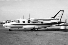 Aircraft Photo of N141MA | Mitsubishi MU-2G (MU-2B-30) | AirHistory.net #284468