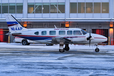 Aircraft Photo of N14AP | Piper PA-31-350 Chieftain | Grant Aviation | AirHistory.net #282429