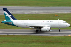 Aircraft Photo of 9V-SBC | Airbus A319-132 | SilkAir | AirHistory.net #282753
