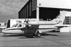 Aircraft Photo of CF-HTL | Mitsubishi MU-2F (MU-2B-20) | AirHistory.net #285421