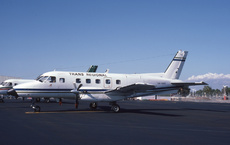 Aircraft Photo of VH-HVS | Embraer EMB-110P1 Bandeirante | Trans Regional | AirHistory.net #285460