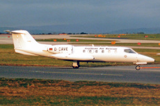 Aircraft Photo of D-CAVE | Gates Learjet 35A | German Air Rescue - Deutsche Rettungsflugwacht - DRF | AirHistory.net #285977
