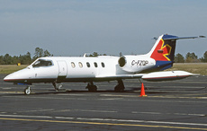 Aircraft Photo of C-FZQP | Gates Learjet 35A | AirHistory.net #285949
