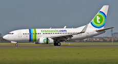 Aircraft Photo of PH-XRD | Boeing 737-7K2 | Transavia | AirHistory.net #286228