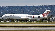 Aircraft Photo of VH-FZI | Fokker 100 (F28-0100) | Virgin Australia Regional Airlines | AirHistory.net #287289