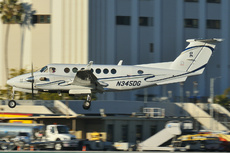 Aircraft Photo of N345DG | Beech Super King Air 350 (B300) | AirHistory.net #287425