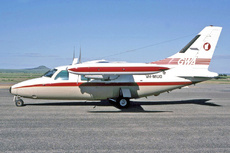 Aircraft Photo of VH-MUO | Mitsubishi MU-2K (MU-2B-25) | Great Western Aviation - GWA | AirHistory.net #287874