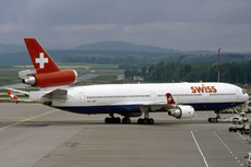 Aircraft Photo of HB-IWB | McDonnell Douglas MD-11 | Swiss International Air Lines | AirHistory.net #288537