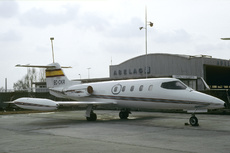 Aircraft Photo of EC-CKR | Gates Learjet 25B | MAC Aviation | AirHistory.net #289046