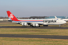 Aircraft Photo of LX-VCD | Boeing 747-8R7F/SCD | Cargolux | AirHistory.net #289223