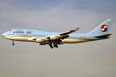 Aircraft Photo of HL7493 | Boeing 747-4B5 | Korean Air | AirHistory.net #289770