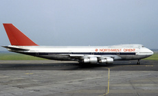 Aircraft Photo of N604US | Boeing 747-151 | Northwest Orient Airlines | AirHistory.net #289960