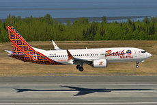 Aircraft Photo of 9M-LRD | Boeing 737-8 Max 8 | Batik Air Malaysia | AirHistory.net #290382