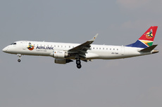 Aircraft Photo of ZS-YAN | Embraer 190AR (ERJ-190-100IGW) | Airlink | AirHistory.net #290528