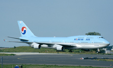 Aircraft Photo of HL7402 | Boeing 747-4B5 | Korean Air | AirHistory.net #290620