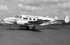 Aircraft Photo of N7770B | Beech C-45G Expeditor Tri-Gear | Kalitta | AirHistory.net #290864