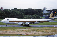Aircraft Photo of 9V-SFD | Boeing 747-412F/SCD | Singapore Airlines Cargo | AirHistory.net #291532