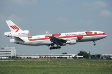 Aircraft Photo of PH-MCU | McDonnell Douglas MD-11F | Martinair Cargo | AirHistory.net #294935
