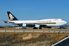 Aircraft Photo of 9V-SML | Boeing 747-412 | Singapore Airlines | AirHistory.net #296524