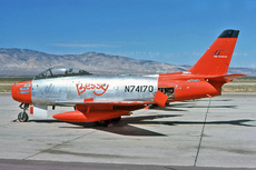 Aircraft Photo of N74170 | Canadair QF-86E Sabre | Flight Systems | AirHistory.net #297136