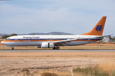 Aircraft Photo of D-AHLH | Boeing 737-8K5 | Hapag-Lloyd | AirHistory.net #297206