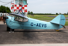 Aircraft Photo of G-AEVS | Aeronca 100 | AirHistory.net #299105