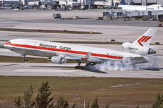 Aircraft Photo of PH-MCU | McDonnell Douglas MD-11F | Martinair Cargo | AirHistory.net #300041