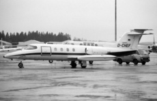 Aircraft Photo of D-CHEF | Gates Learjet 25D | AirHistory.net #302041