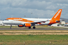Aircraft Photo of OE-IVH | Airbus A320-214 | EasyJet | AirHistory.net #303926