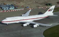 Aircraft Photo of A6-UAE | Boeing 747-48EM | United Arab Emirates Government | AirHistory.net #304760