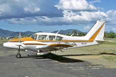 Aircraft Photo of VH-TIP | Piper PA-23-250 Aztec D | Countryair | AirHistory.net #305163