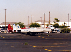 Aircraft Photo of N83TB | Canadair CT-133 Silver Star 3 | Thunderbird Aviation | AirHistory.net #305984