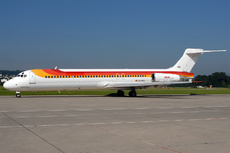 Aircraft Photo of EC-KSF | McDonnell Douglas MD-87 (DC-9-87) | Iberia | AirHistory.net #307782