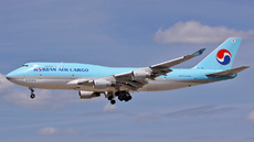 Aircraft Photo of HL7483 | Boeing 747-4B5 | Korean Air Cargo | AirHistory.net #308138