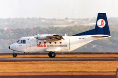 Aircraft Photo of PK-AIL | CASA C-212-400EE Aviocar | AirMark Indonesia Aviation | AirHistory.net #313390