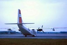 Aircraft Photo of 4540 | Fairchild C-123B Provider | USA - Coast Guard | AirHistory.net #313481