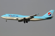 Aircraft Photo of HL7402 | Boeing 747-4B5 | Korean Air | AirHistory.net #315298