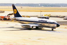 Aircraft Photo of D-ABHL | Boeing 737-230/Adv | Lufthansa | AirHistory.net #316434