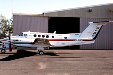 Aircraft Photo of VH-FDO | Beech B200 Super King Air | Royal Flying Doctor Service - RFDS | AirHistory.net #317896