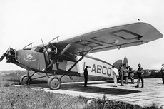 Aircraft Photo of I-ABCQ | Caproni Ca.101 | La Voce del Cielo | AirHistory.net #318724