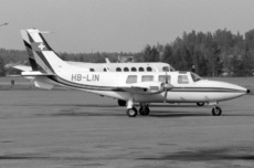 Aircraft Photo of HB-LIN | Piper Aerostar 601P | AirHistory.net #319197
