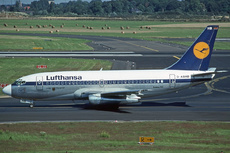 Aircraft Photo of D-ABHB | Boeing 737-230/Adv | Lufthansa | AirHistory.net #319411