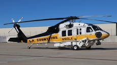 Aircraft Photo of N160LA | Sikorsky S-70A Firehawk | Los Angeles County Fire Department | AirHistory.net #322449