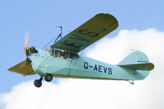Aircraft Photo of G-AEVS | Aeronca 100 | AirHistory.net #324847