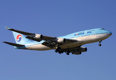 Aircraft Photo of HL7487 | Boeing 747-4B5 | Korean Air | AirHistory.net #327089