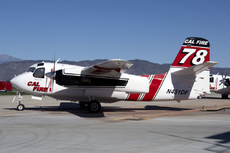 Aircraft Photo of N431DF | Marsh S-2F3AT Turbo Tracker | Cal Fire - California Department of Forestry & Fire Protection | AirHistory.net #327987